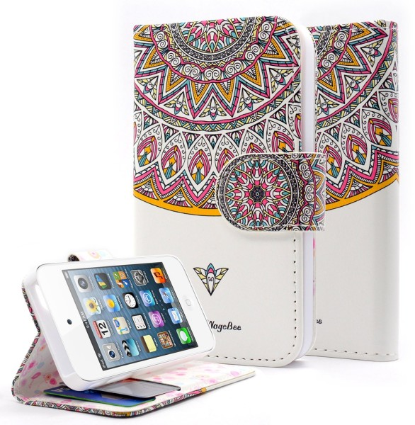 iPhone 4 & 4S Wallet Royal Totem