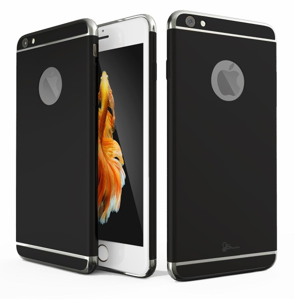 iPhone 6 & 6S Platinum Series Black