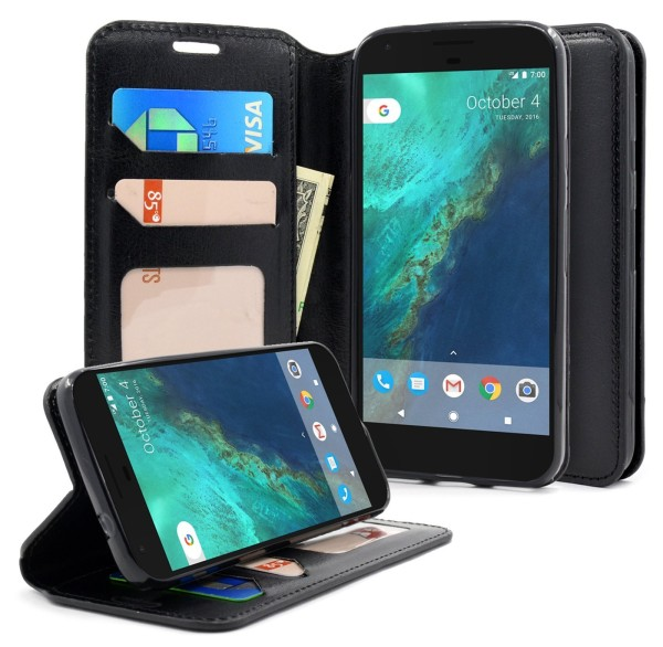 Google Pixel Wallet Black